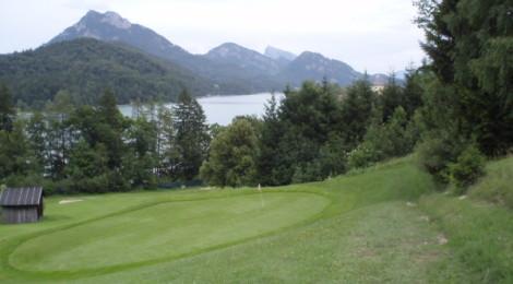 Golfplatz-Schloss-Fuschl